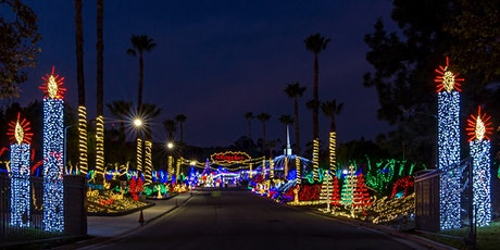 Free Christmas Lights Show - Lights on Miracle Hill - My Christmas Story tickets