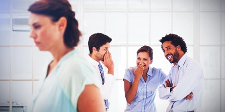 WEBINAR - Preventing Workplace Harassment tickets