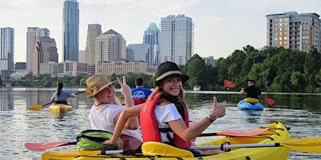Kayaking / Canoeing Day Trip tickets