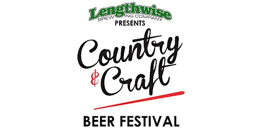 2020 Annual Country and Craft Beer Festival