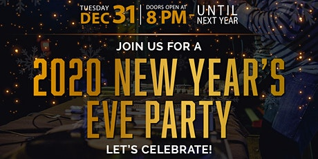 Bollywood New Year's Eve 2020 Party Night! tickets