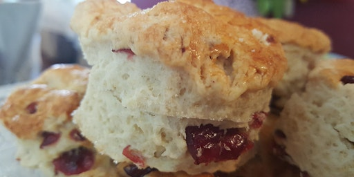 Tina's Traditional Great British Baking Experience - Scones