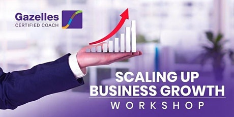 Scaling Up Business Growth Workshop - 23rd Sept 2020 tickets