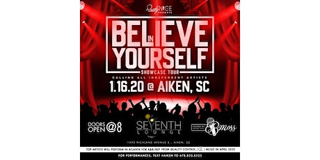 Believe in Yourself Showcase Tour tickets
