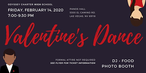 Odyssey Charter High School Valentine's Dance 2020