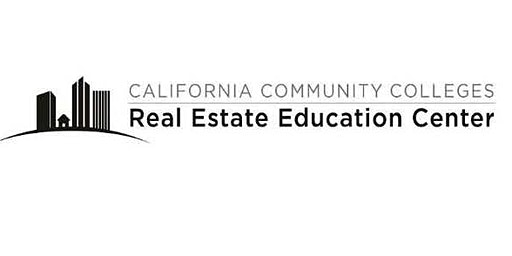 Spring 2020 CA Comm. Colleges Real Estate Education Center Conference