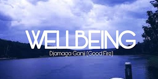 Djamaga Ganji- Good Fire- Workshop