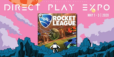 Rocket League Tournament 4v4 @ Direct-Play Expo 2020 tickets