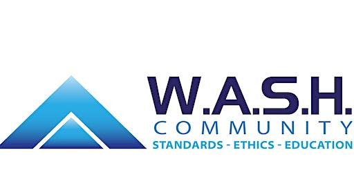 WASH Community Huddle Up 2020