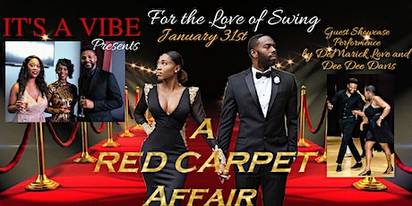 IT'S A VIBE Presents: For The Love Of Swing tickets