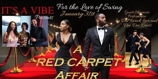 IT'S A VIBE Presents: For The Love Of Swing