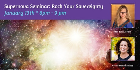 Supernova Seminar - Rock Your Sovereignty tickets