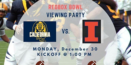 REDBOX BOWL - Cal Viewing Party tickets