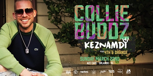 COLLIE BUDDZ, KEZNAMDI,and 4TH & ORANGE - ORLANDO