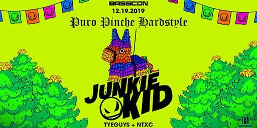 Junkie Kid presents Puro Pinche Hardstyle