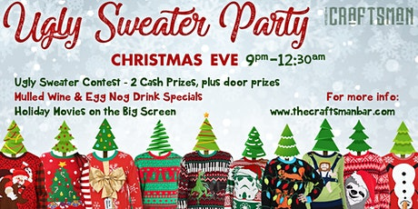 Christmas Eve Ugly Sweater Party/Contest tickets