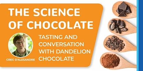 Science of Chocolate tickets