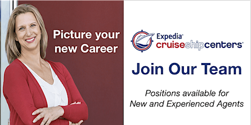 Travel Agent Opportunities with Expedia® CruiseShipCenters® in Broadmoor - February