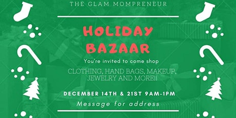 First Annual Holiday Bazaar tickets