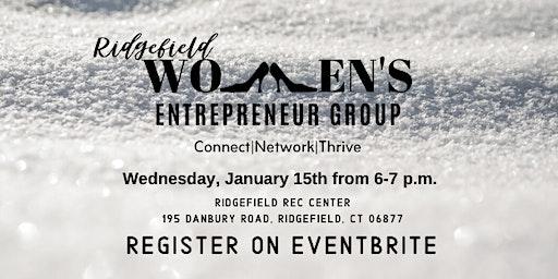 Ridgefield Women's Entrepreneur Group-January 2020