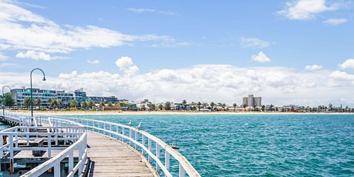 12 Days of Christmas: Beach Volleyball in Port Melbourne