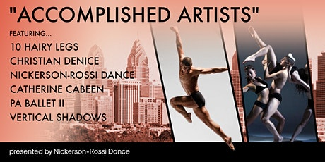 """""""Accomplished Artists"""" Dance Performance tickets"""