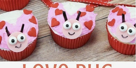 Decorate your own Valentine's Day cupcakes!  tickets