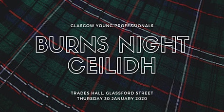 Burns Supper & Ceilidh tickets