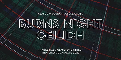 Burns Supper & Ceilidh