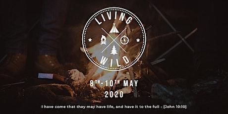Living Wild 2020 tickets