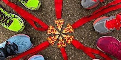 5k / 10k Pizza Run - CARDIFF  tickets