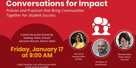 Bringing Communities Together for Student Success tickets