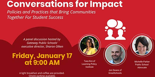 Bringing Communities Together for Student Success