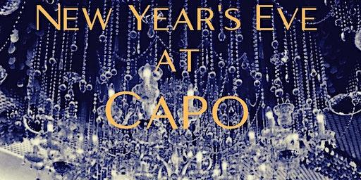 Speakeasy New Years at Capo!
