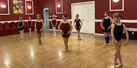 Free Trial Dance Class tickets