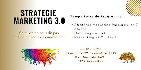STRATEGIE  Marketing 3.0 - Ce qu'on ne vous dit pas, même en école de comme billets
