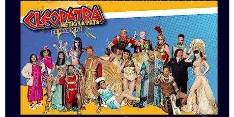 Cleopatra metió la pata - SHOW  2 tickets