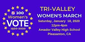 Tri-Valley Women's March