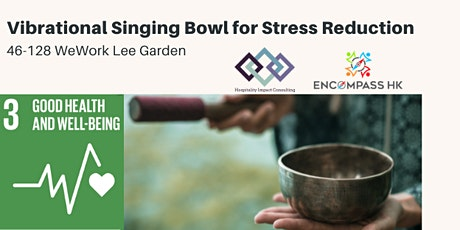 Vibrational Singing Bowl for Stress Reduction tickets