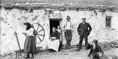 Irish Ancestry Network Meetup tickets
