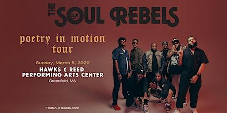 Soul Rebels tickets