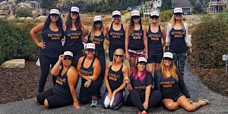 Hi-C Fitness Retreats: Big Bear Fall Getaway tickets