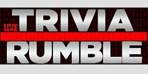 Wrestling Trivia Rumble at Highland Axe and Rec
