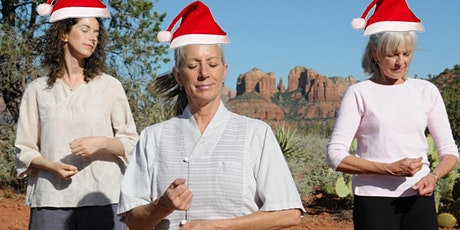 Christmas Special Dynamic Moving Meditation for everyone tickets