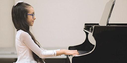 Recital de piano con Maui Adrienne Meillón Murillo