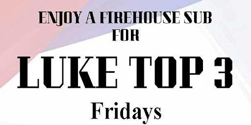 Luke Top 3 Firehouse Fundraiser