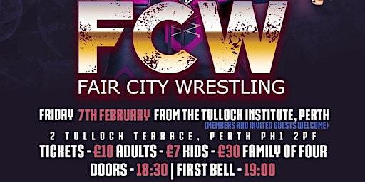 Fair City Wrestling 3: Tulloch Turmoil