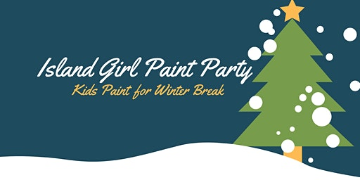 Island Girl Paint Party at Creative Studio