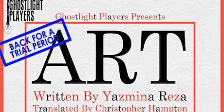 Art by Yasmina Reza tickets