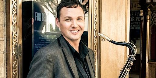 Michael J Thomas, Saxophonist